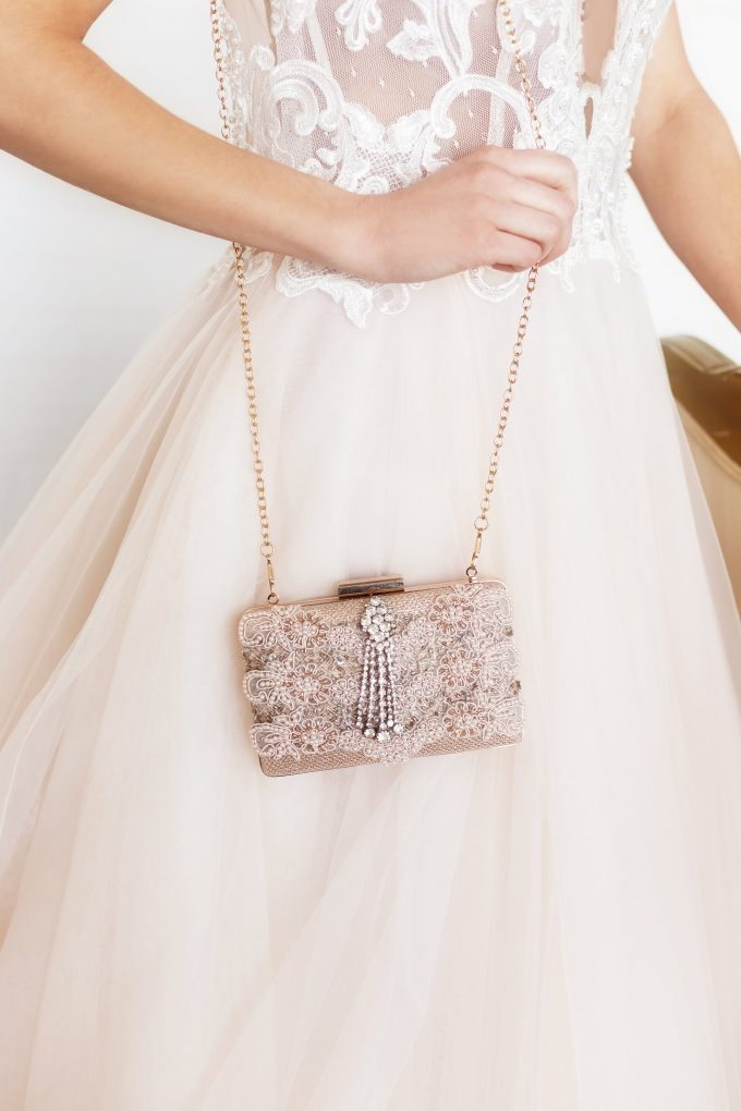 best bridal clutches