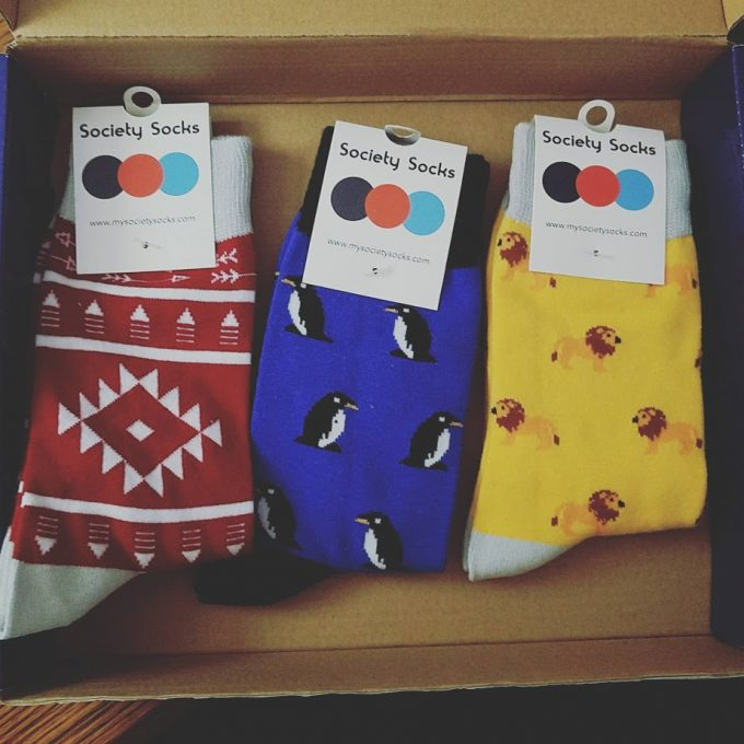 cool socks for men + women
