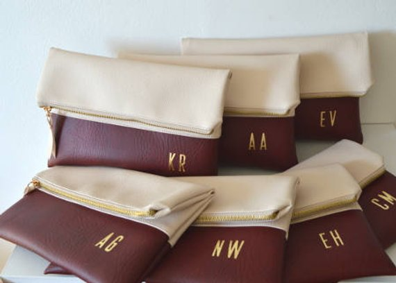 foldover clutch by naves design