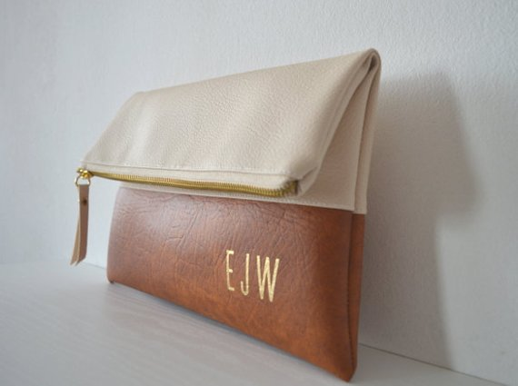fold over clutch by naves design