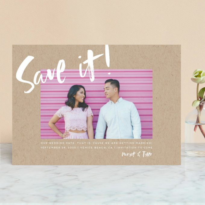 funny save the date ideas