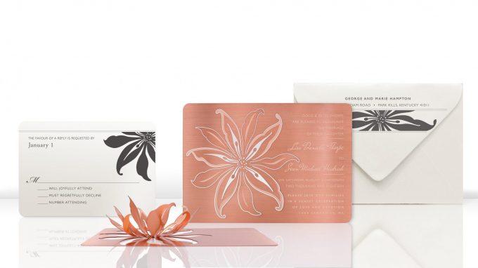 creative wedding invitations