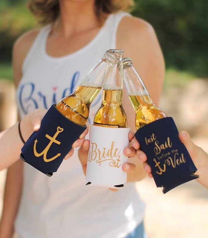 nautical bachelorette favors