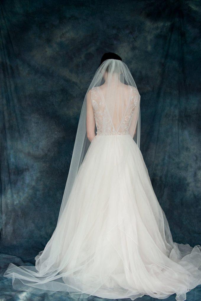 wedding veil cost