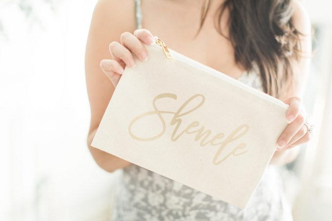 personalized makeup bags for bridesmaids