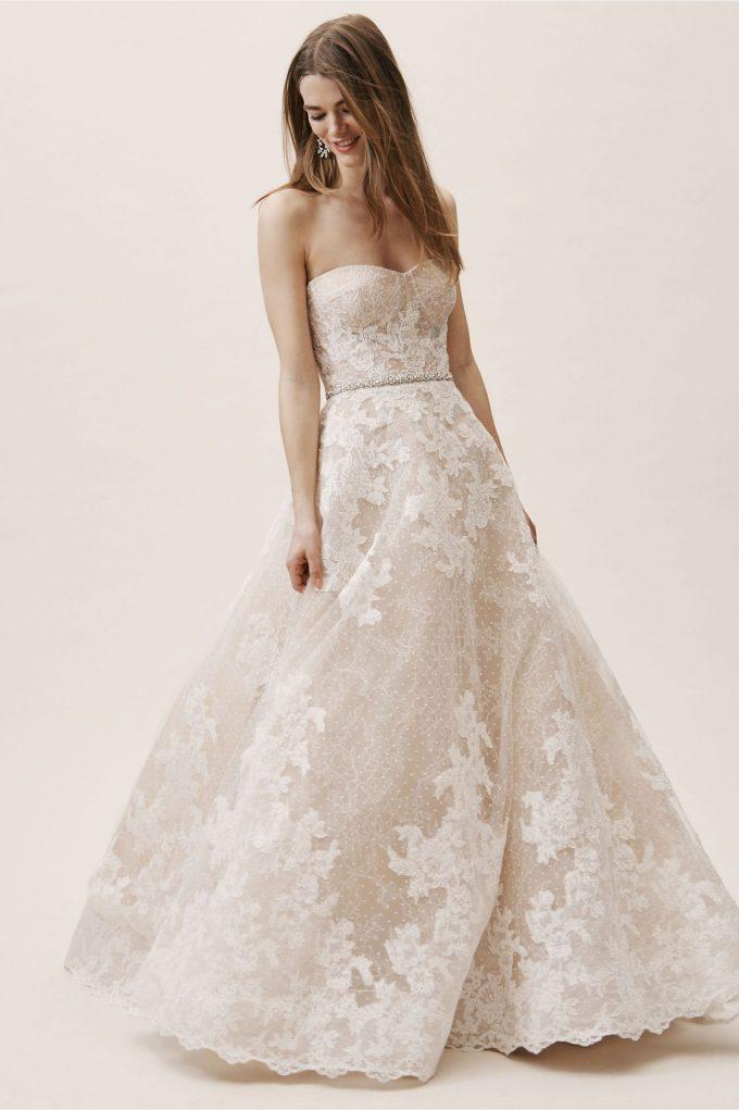 luxury wedding gowns online