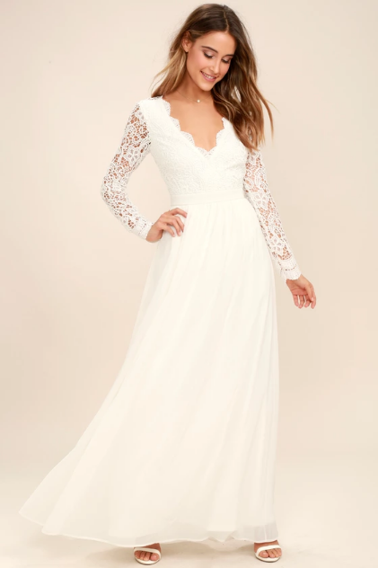 cheap wedding dresses under $100