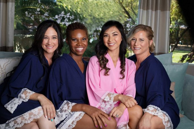 where to buy bridesmaid robes