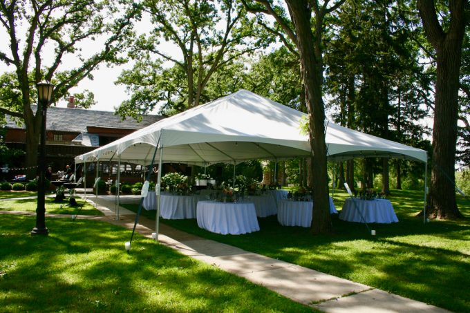 Chicago tent rental