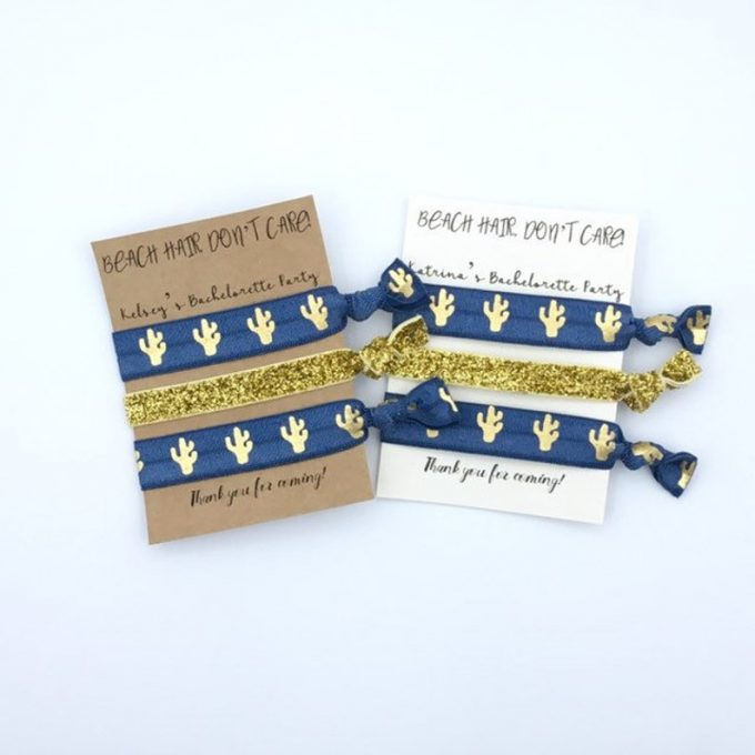 bachelorette hair ties