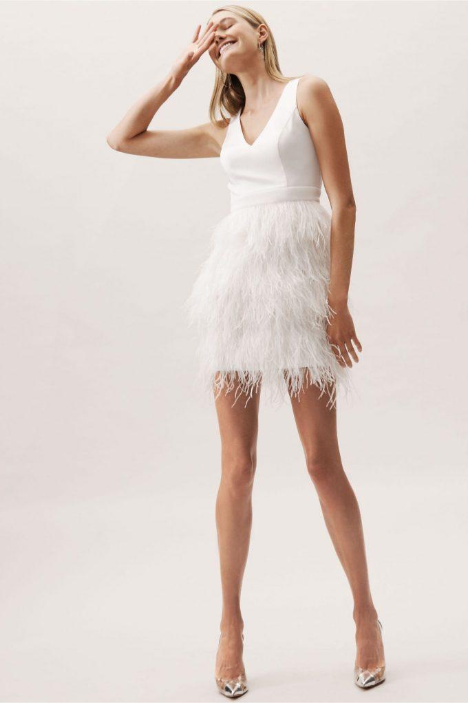 little white dresses