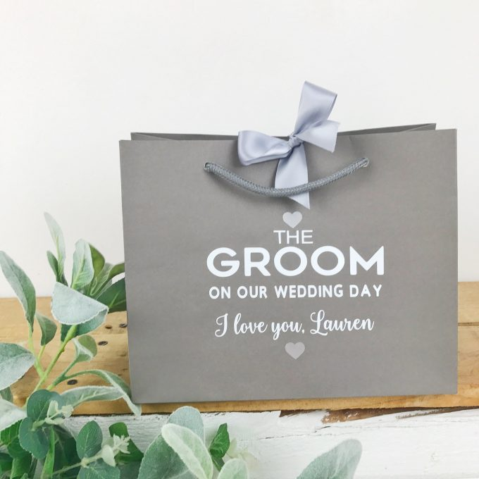 personalized groom gifts
