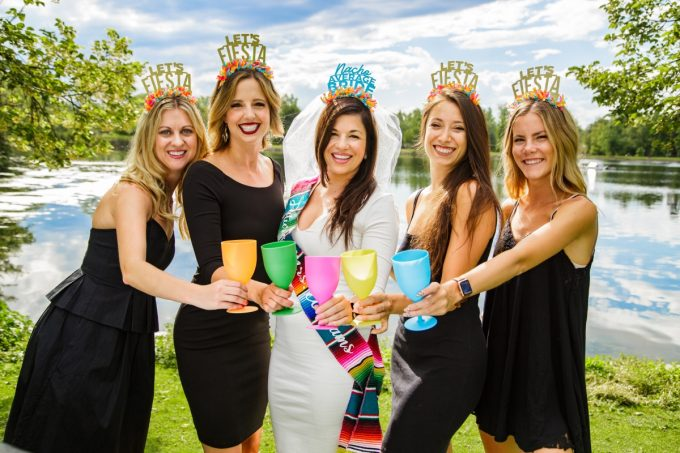 fiesta bachelorette party