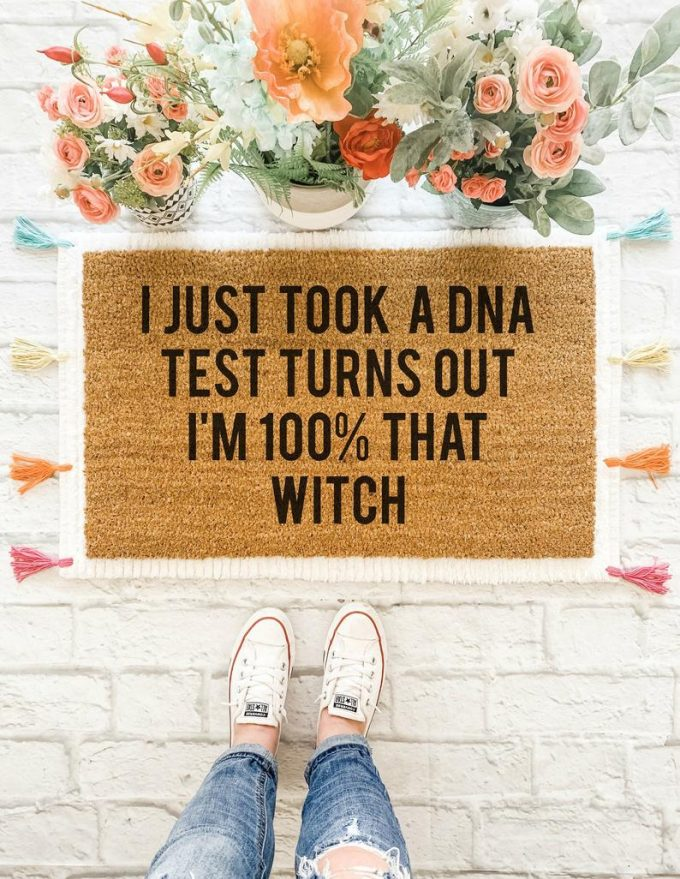 Best Fall Doormats on Etsy This Season