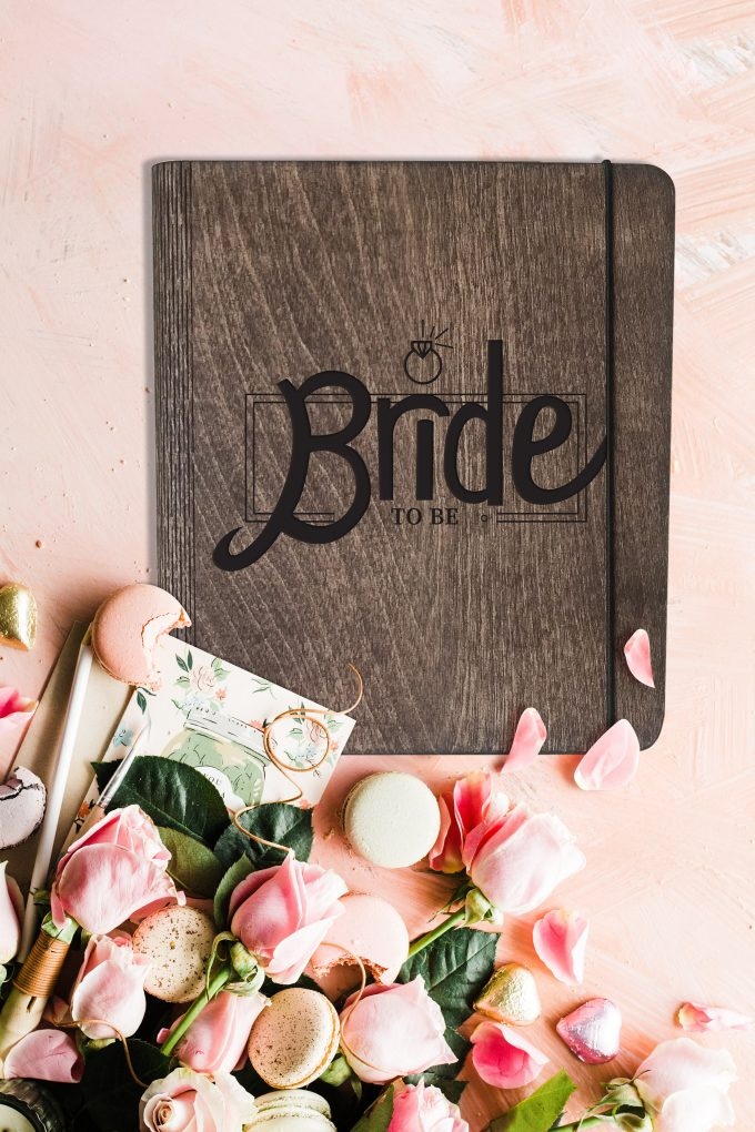 wedding planner journals
