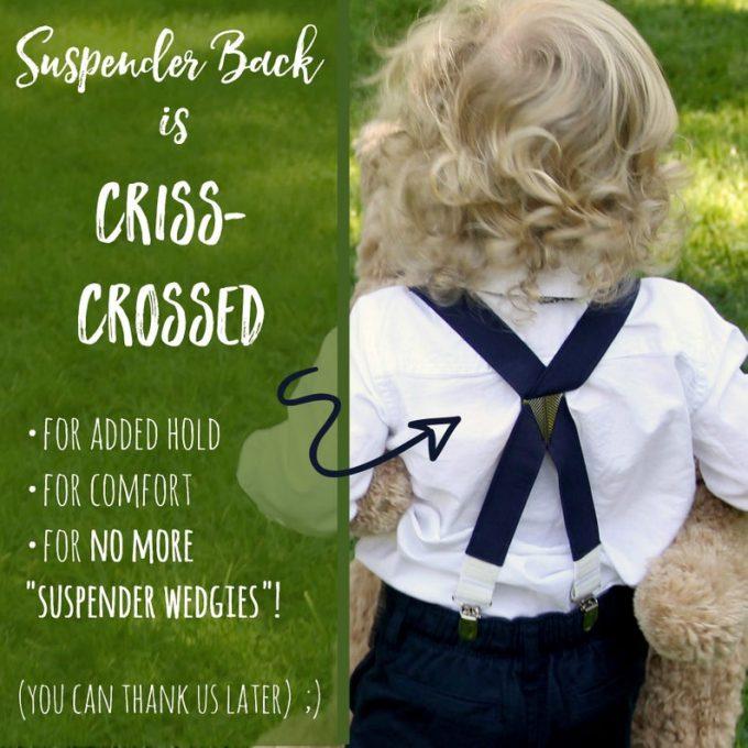ring bearer suspenders
