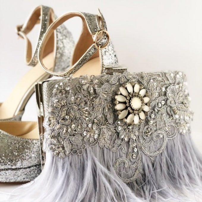 rhinestone clutch purse