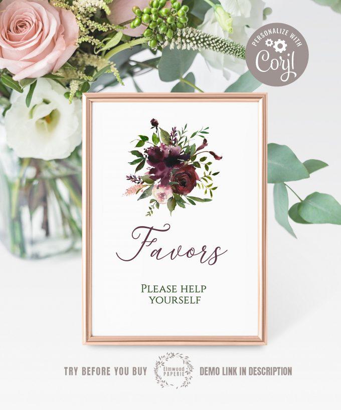Wedding Invitation Timeline: Fall Wedding Invitation Templates Are HERE!