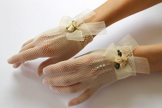 where to buy wedding gloves
