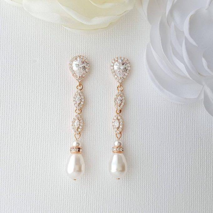 7 Best Clip On Wedding Earrings for Non-Pierced Ears
