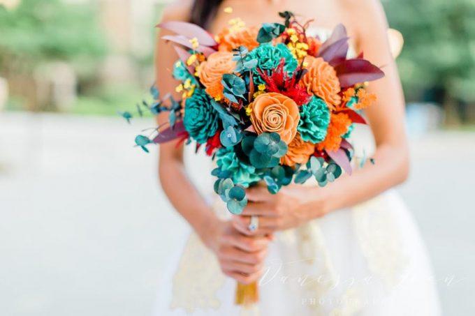sola flower bouquet