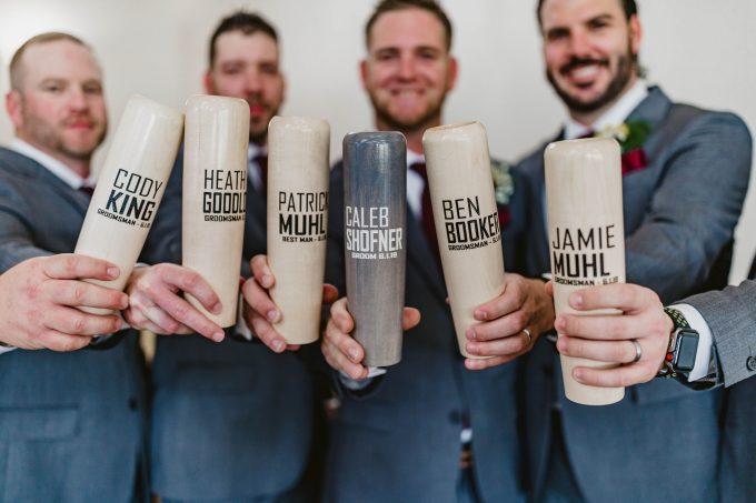 wooden beer mugs for groomsmen | by lumberlend