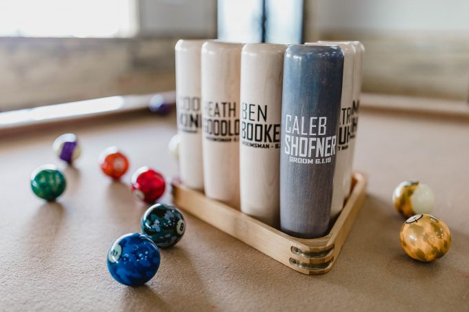 wooden beer mugs for groomsmen | by lumberlend