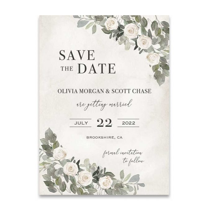 save the date wording