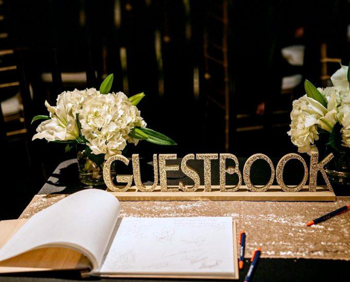 art deco wedding theme ideas