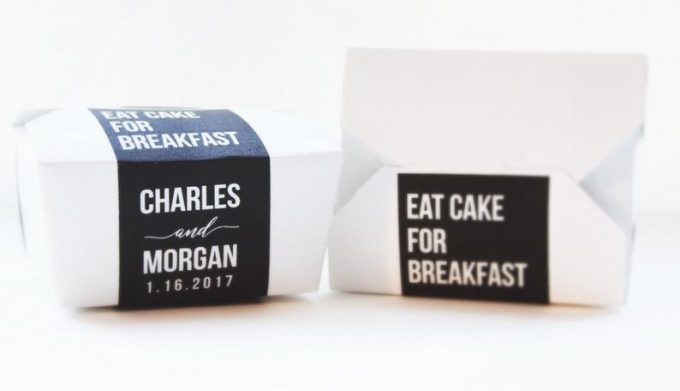 7 Best Wedding Cake Boxes To Take Slices Home Emmaline