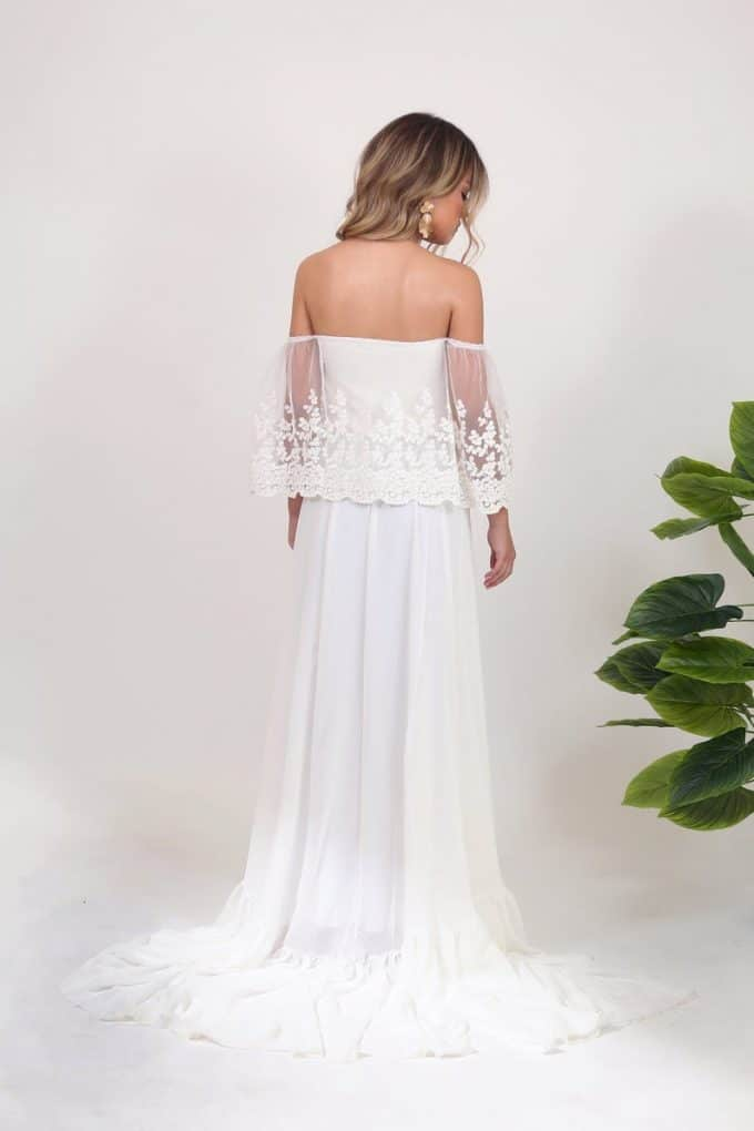 bohemian wedding dresses 2020