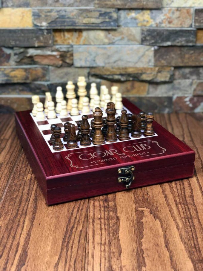 chess groomsmen gifts