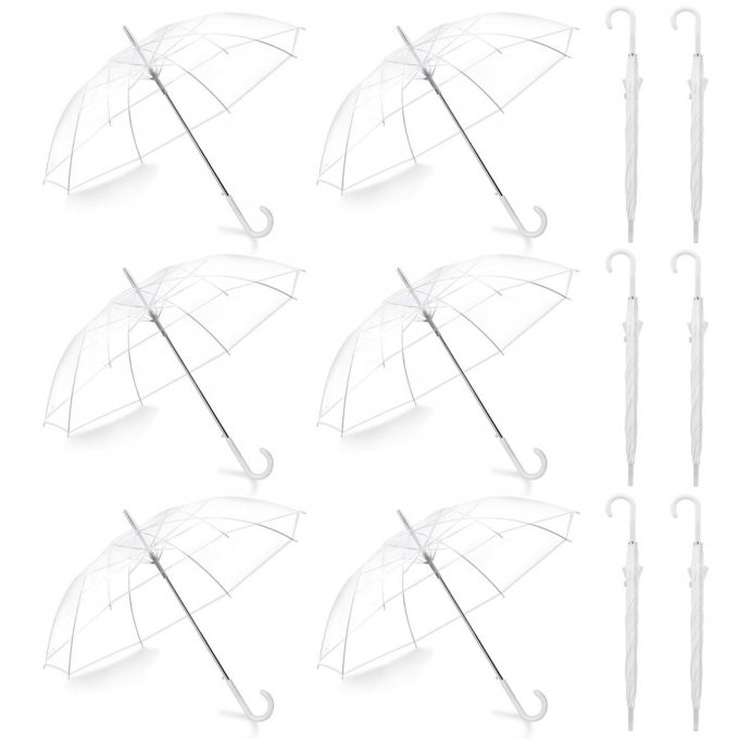 wedding umbrellas in bulk for guests