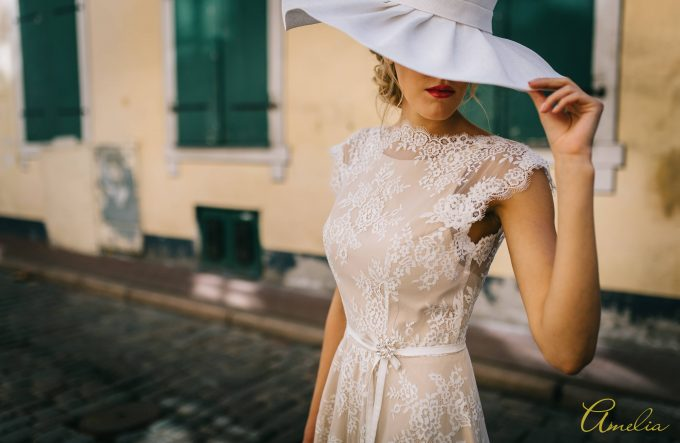 lace wedding dresses 2020