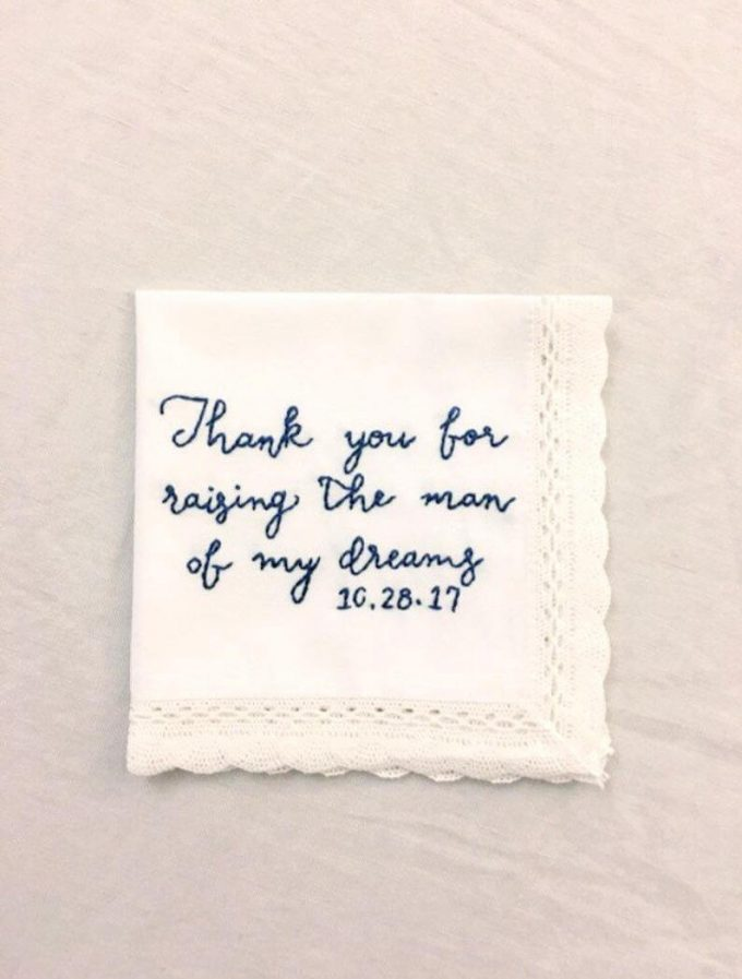 man of my dreams handkerchief
