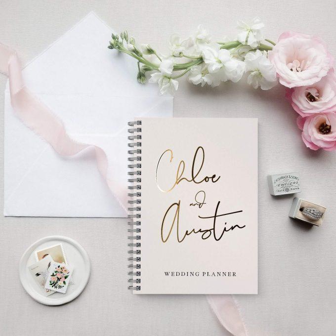 wedding binder