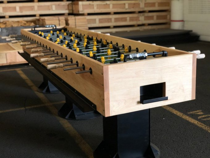 where to buy custom foosball tables
