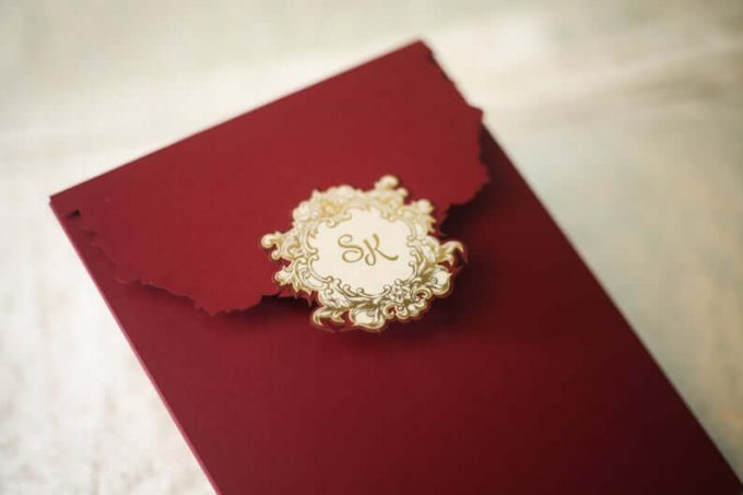 most expensive wedding invitations