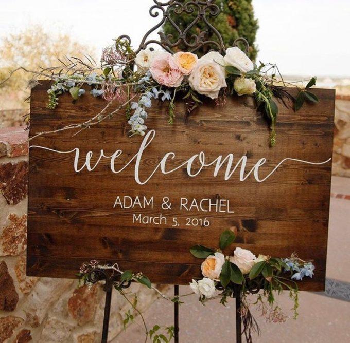 wedding signs you need