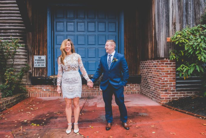 historic smithville inn wedding