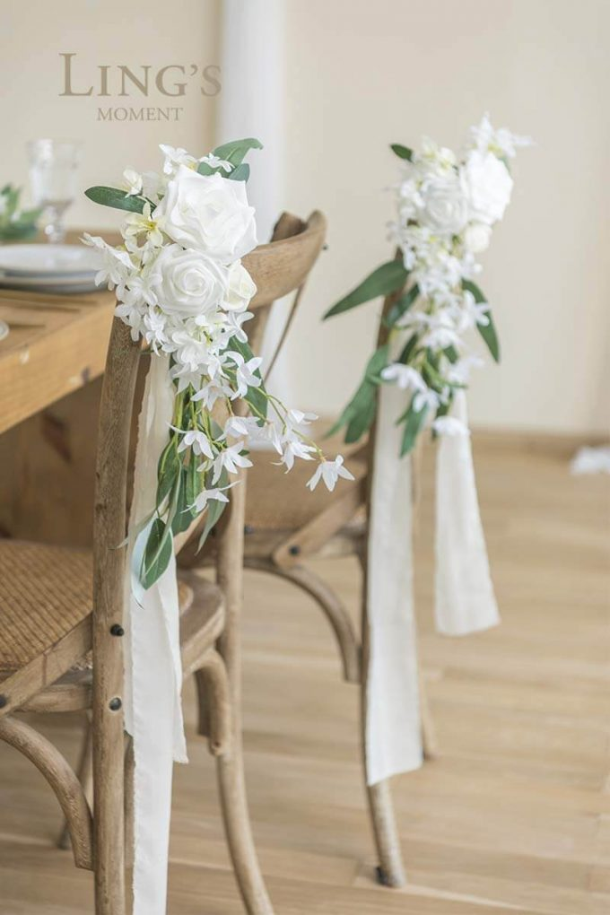 cheap wedding aisle decorations