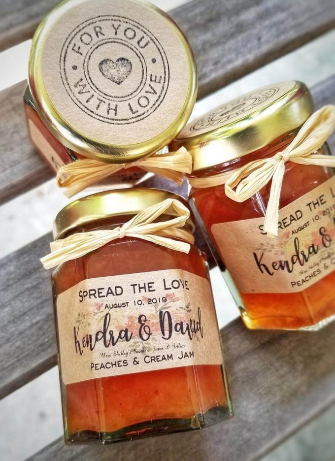best spring wedding favors 2020