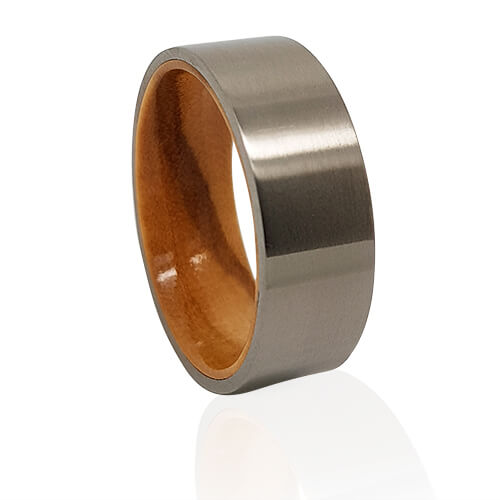 do wood inlay rings last