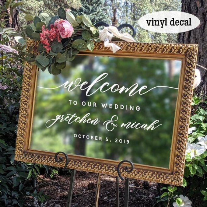 easy wedding projects