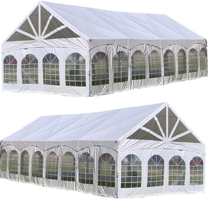 where to buy wedding tent large