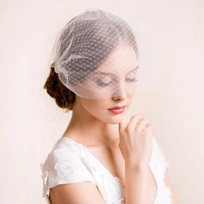 where to buy birdcage veil
