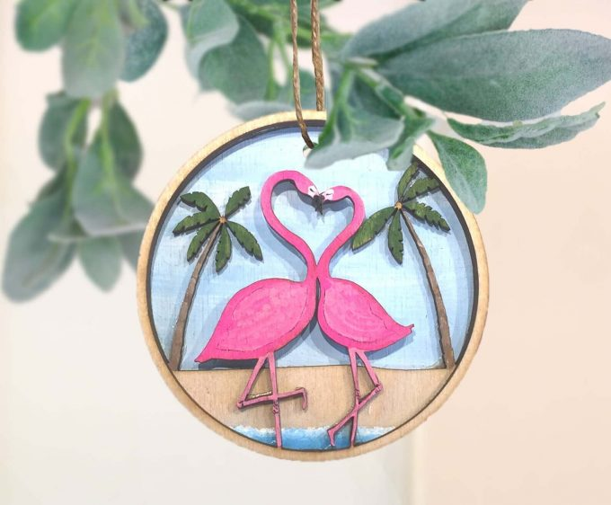 flamingo wedding ideas