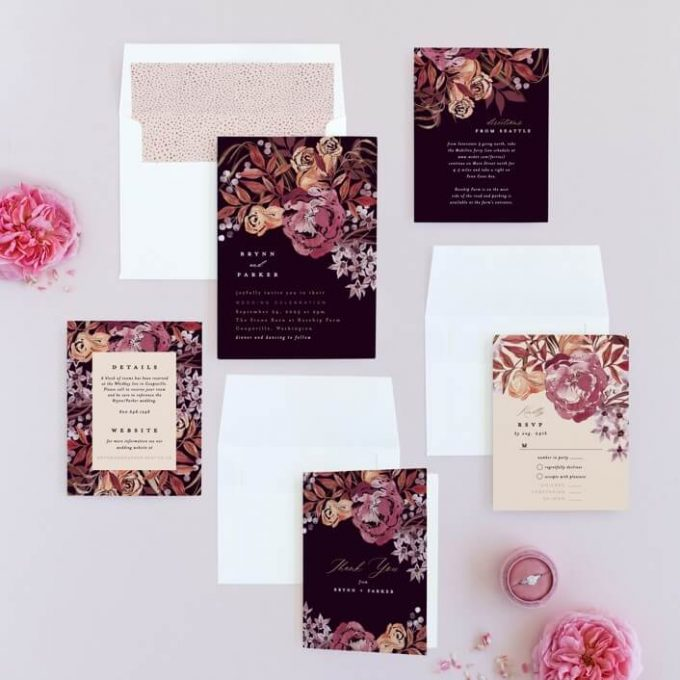 How Soon to Send Out Wedding Invites