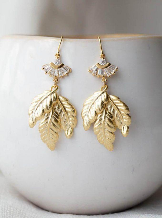 lariat wedding necklace