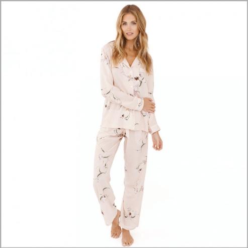 spring bridesmaid pajamas